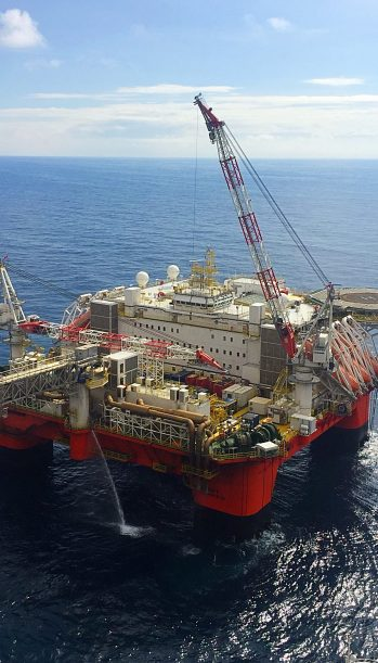 Prosafe and Shell agree on 2021 North Sea campaign